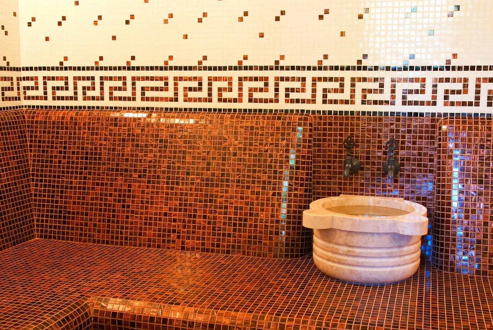 Arredobagno e termoarredo della sala - Bagno turco quante volte a settimana ...